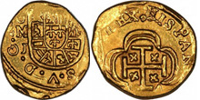 Gold Coins of Mexico