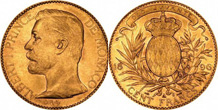 Gold Coins of Monaco