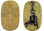 Gold Coins of Japan