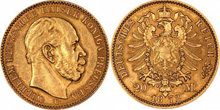 Gold Coins Germany (Imperial)