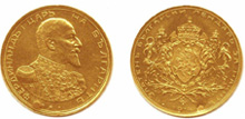 Gold Coins of Bulgaria