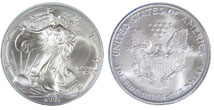 Silver Coins American Silver Eagle