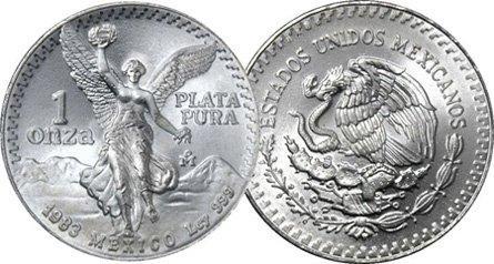 Silver Coins Mexican Silver Libertad